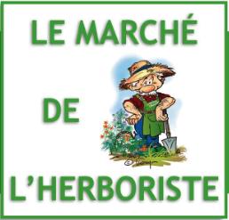 Logo marché herboriste