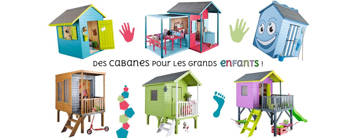 """Les cabanes pour enfants font leur show – Blog """"Ma"""