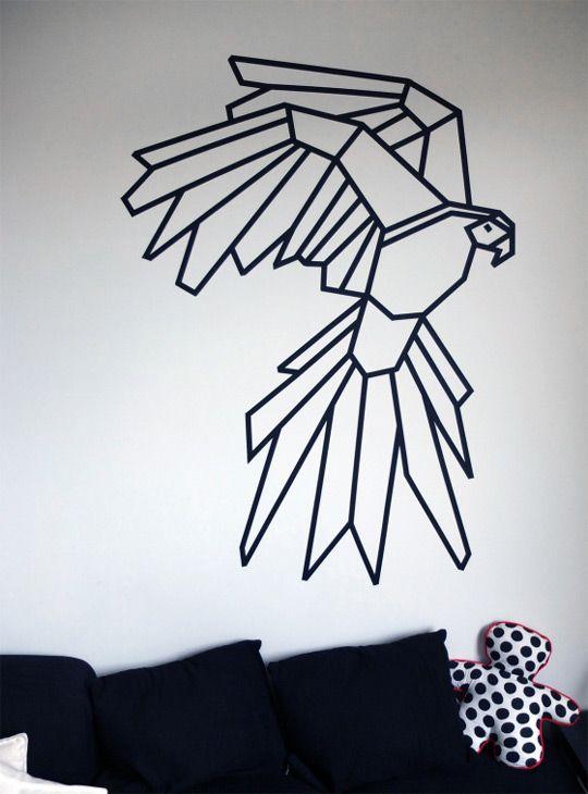 masking tape ou comment scotcher vos amis blog ma. Black Bedroom Furniture Sets. Home Design Ideas