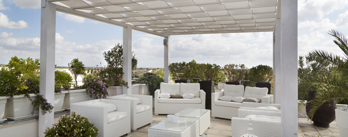 Comment amenager toit terrasse - Comment amenager une grande terrasse ...