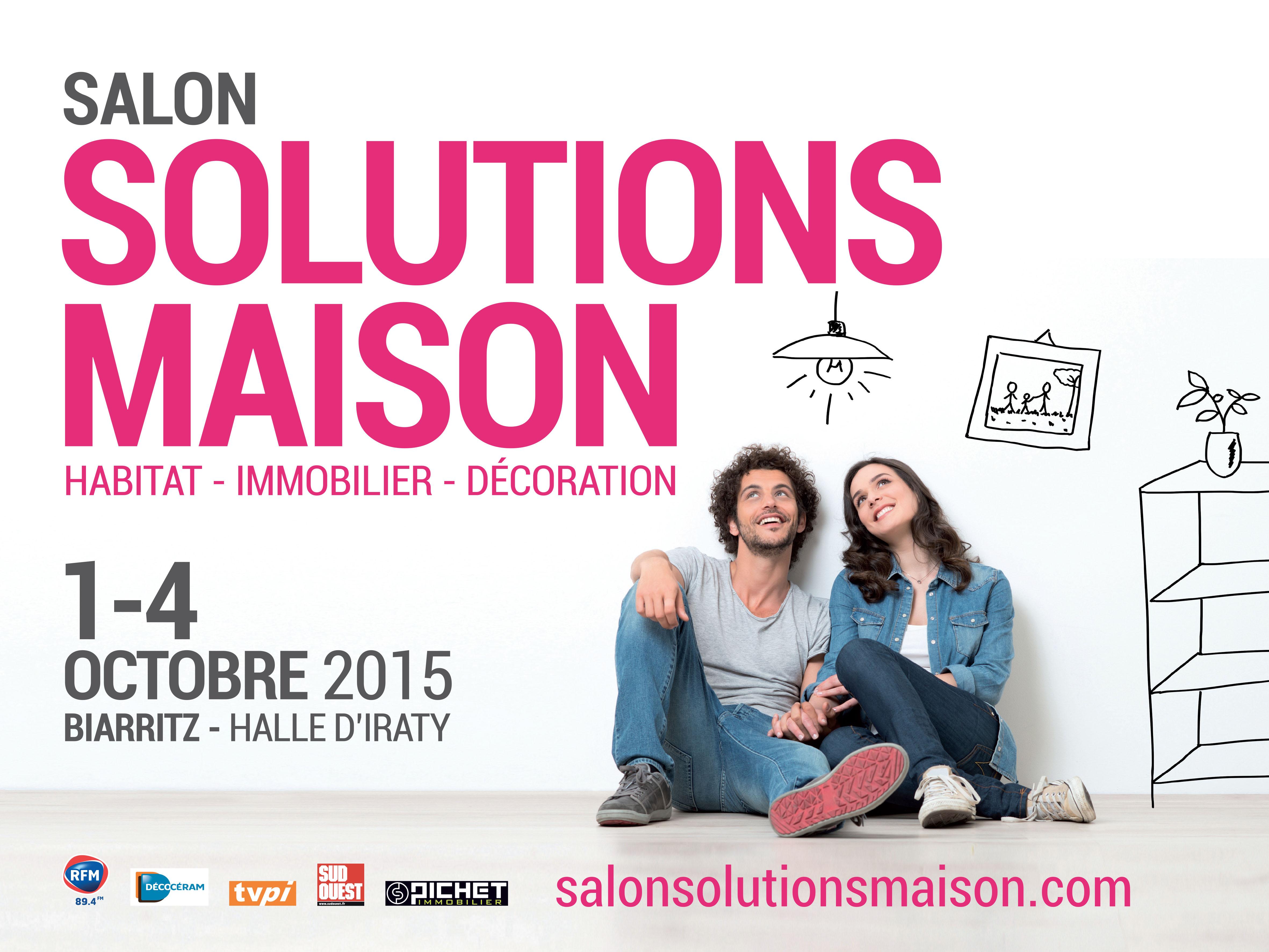 Salon solutions maison Aquitaine