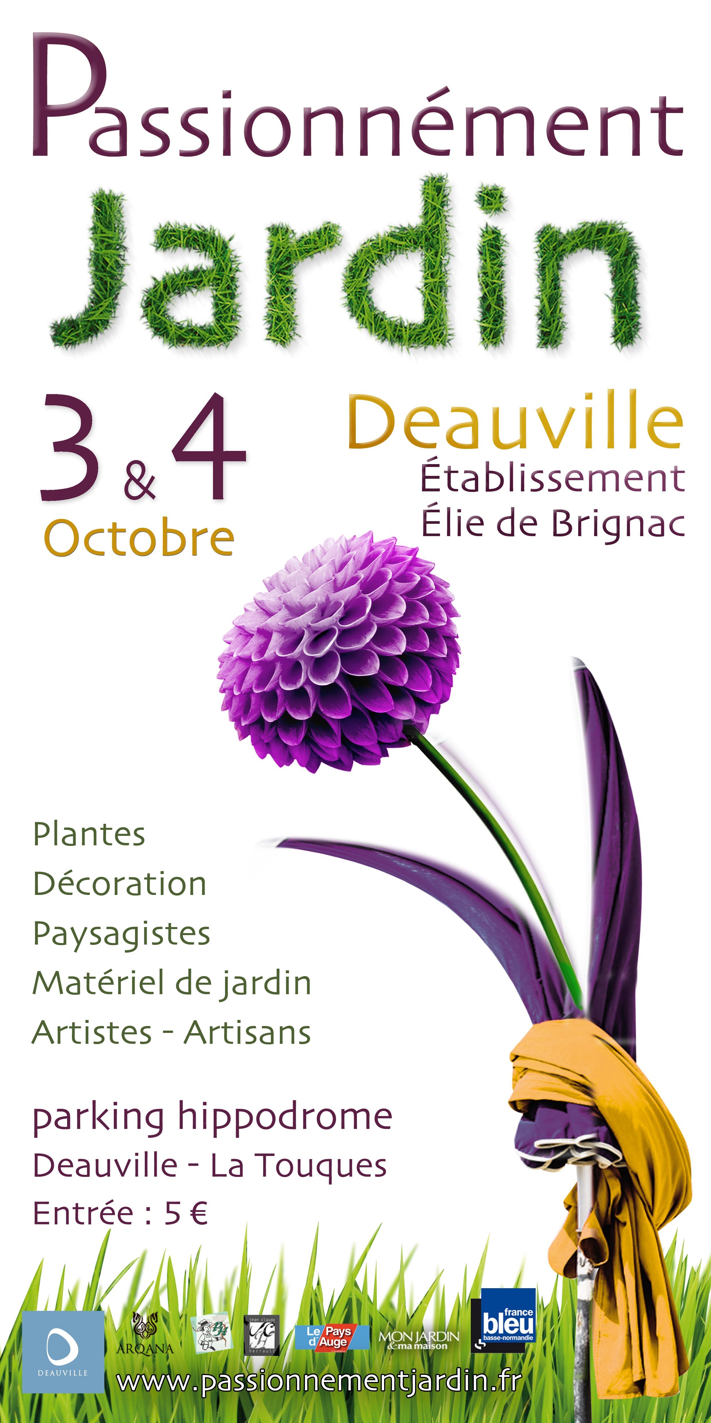 Deauville Passionnément Jardin