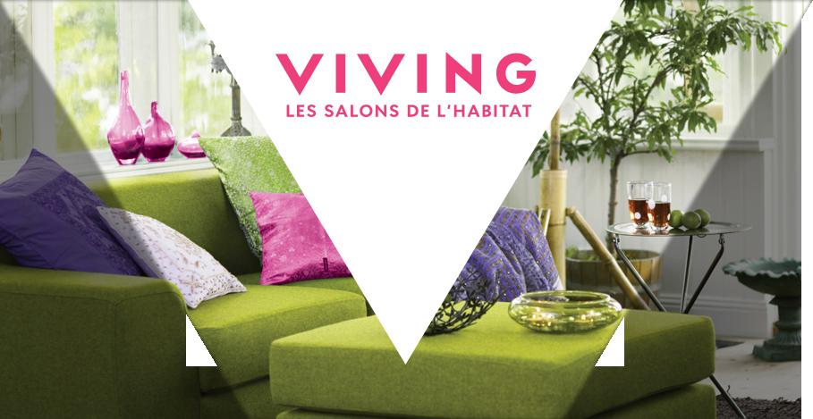Salons décoration maison habitat Viving