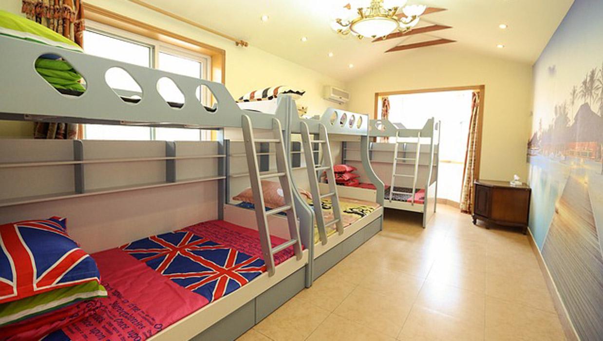 top 11 des ambiances pour chambres d enfants blog ma maison mon jardin. Black Bedroom Furniture Sets. Home Design Ideas