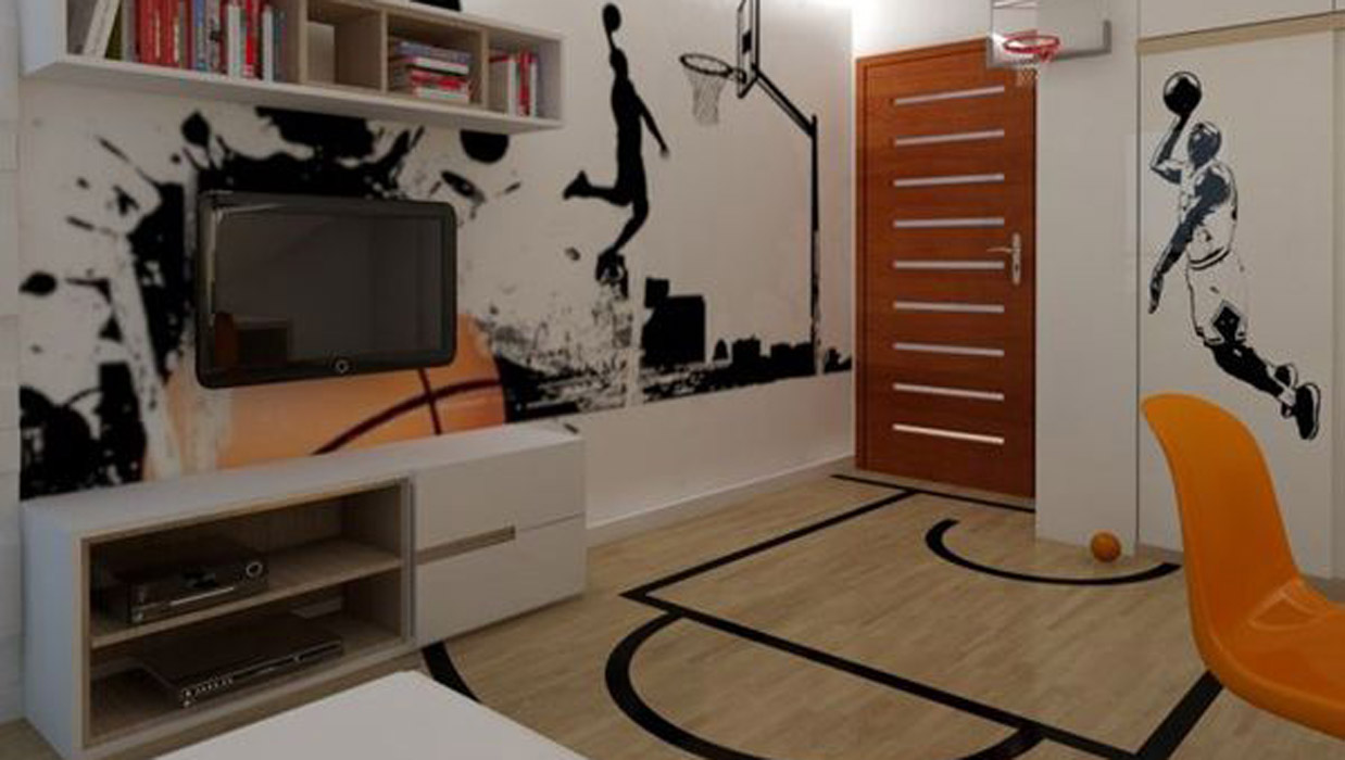 top 11 des ambiances pour chambres d enfants blog ma. Black Bedroom Furniture Sets. Home Design Ideas