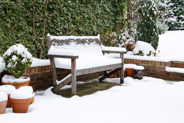 Comment prot ger les plantes du froid blog ma maison for Jardin anglais en hiver