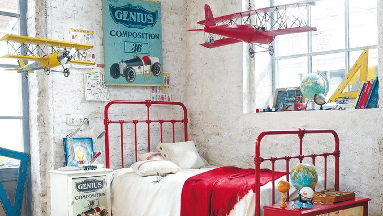 Top 11 des ambiances pour chambres d enfants blog ma for Rideaux chambre d enfants