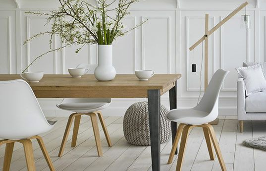 D coration scandinave et style nordique comment s en for Table de salon style scandinave