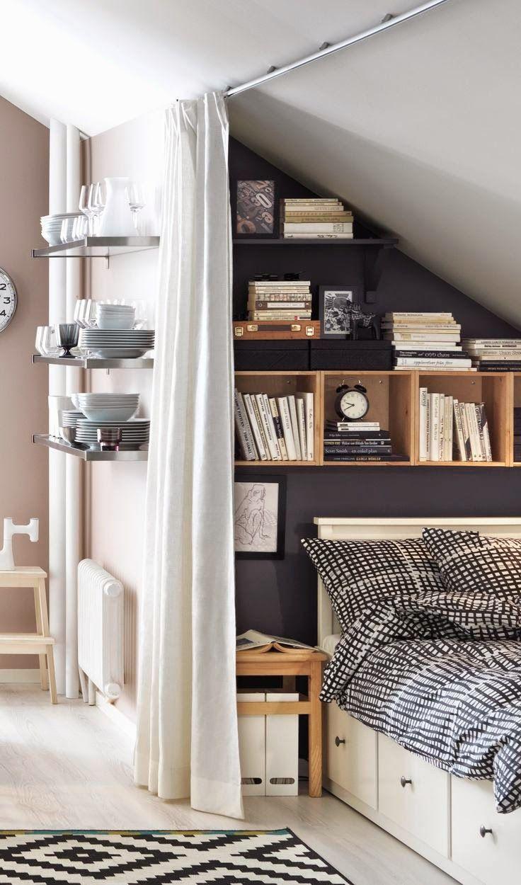"""Solution Lit Pour Petit Espace comment aménager les combles de sa maison ? – blog """"ma"""