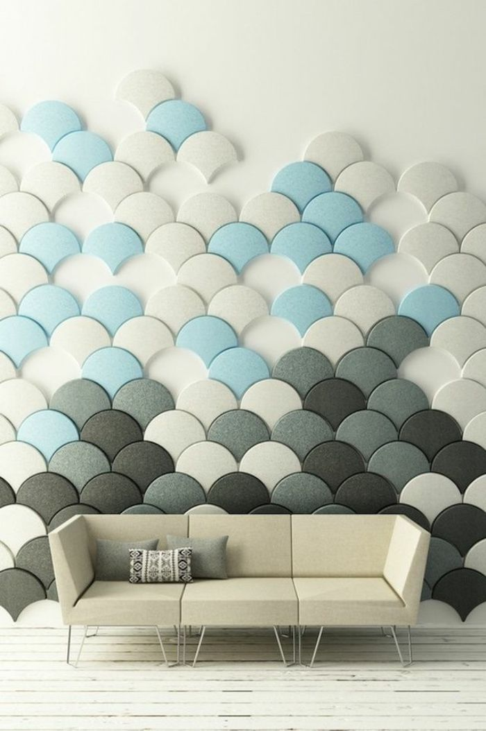 Carrelage mural et fa ence tendance ou has been blog - Pose faience murale ...