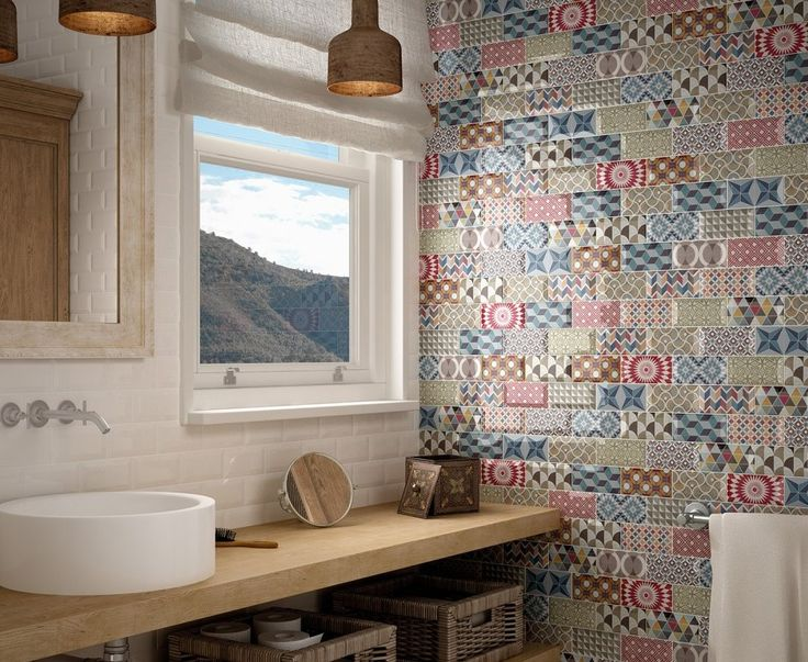 Carrelage mural et fa ence tendance ou has been blog for Carreaux de faience salle de bain