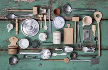 Ambiance vintage, faites revivre les années 50 dans votre cuisine !