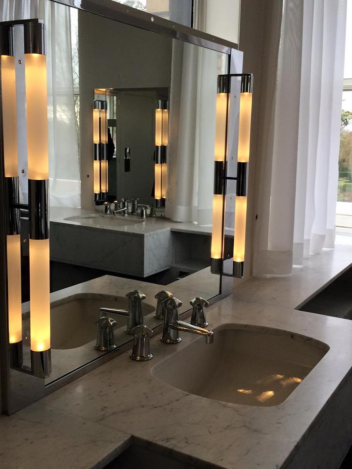 La villa cavrois une architecture avant gardiste blog - Salle de bain villa savoye ...