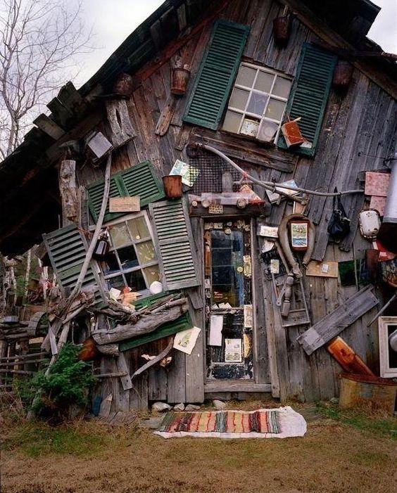 Maison de sorcière carabosse