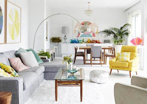 peinture blanche comment accommoder sa d co blog ma maison mon jardin. Black Bedroom Furniture Sets. Home Design Ideas