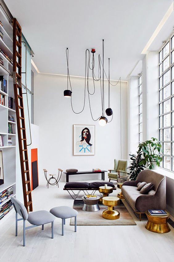 Conseils et astuces pour am nager un loft blog ma maison mon jardin - Blog di interior design ...