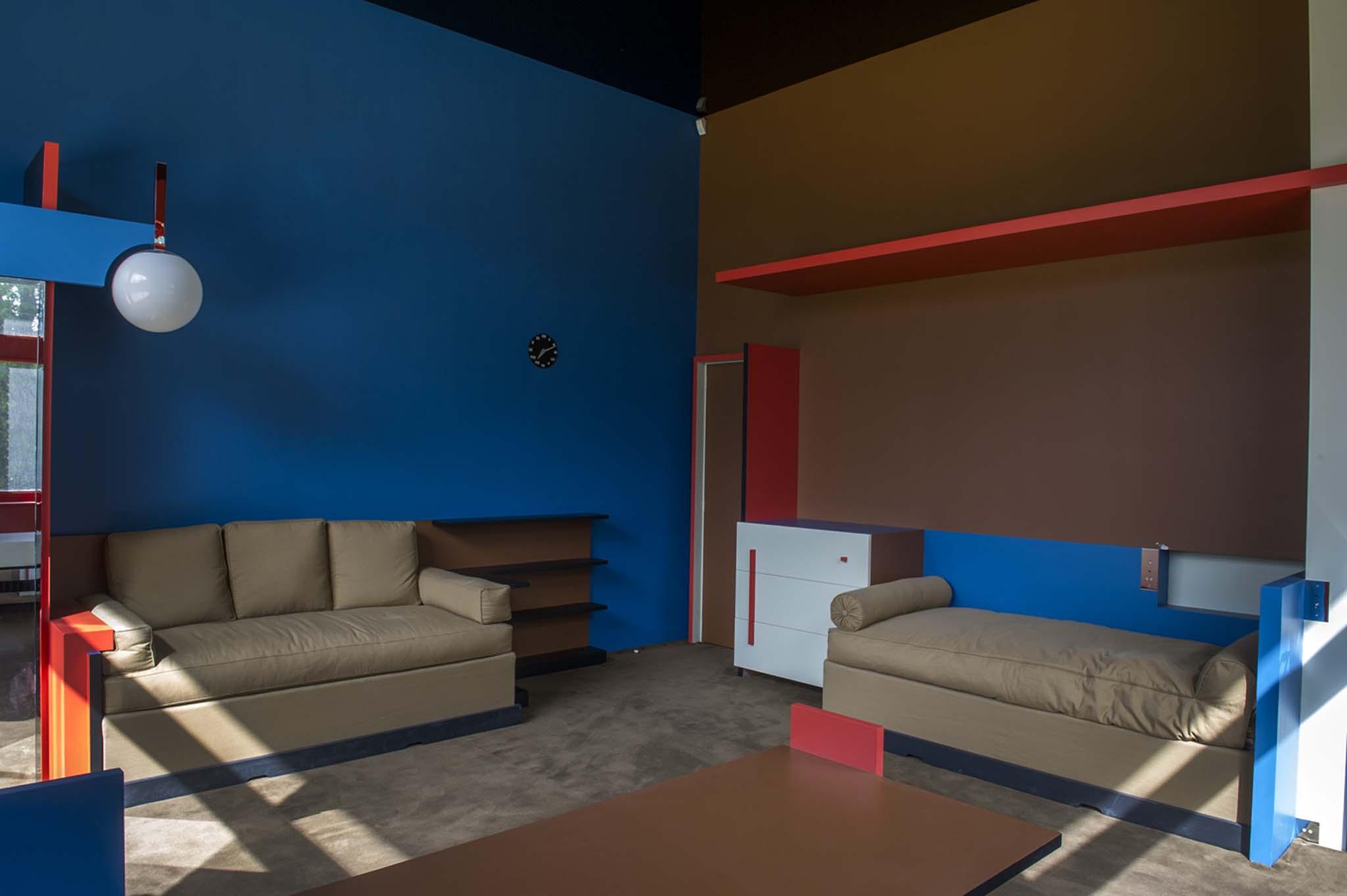 La villa cavrois une architecture avant gardiste blog - Chambre pour jeune homme ...