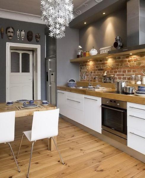 Dans la cuisine, la crédence fait la différence ! – Blog \