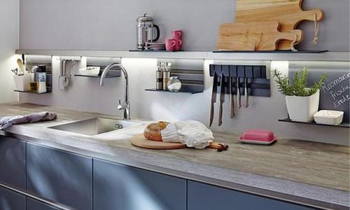 Dans la cuisine la cr dence fait la diff rence blog - Une credence de cuisine ...