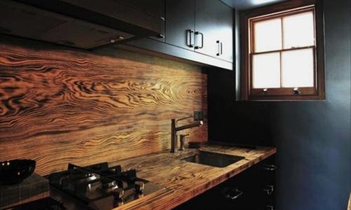 Dans la cuisine la cr dence fait la diff rence blog for Cuisine moderne et chaleureuse