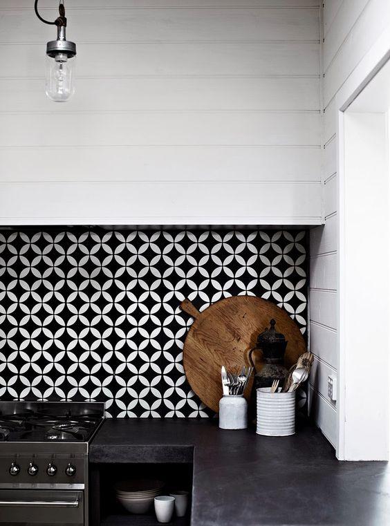"""Dans la cuisine, la crédence fait la différence ! - Blog """"Ma maison mon jardin"""""""
