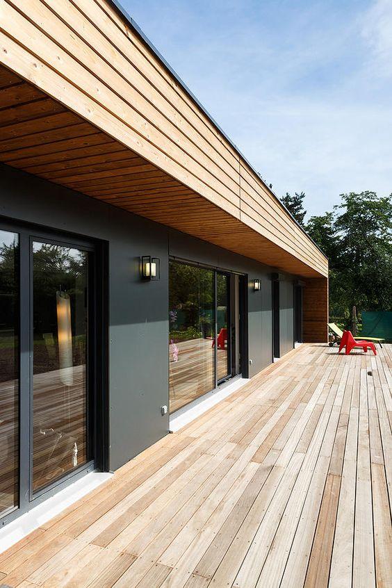 Les diff rents rev tements de sol pour la terrasse blog for Ma maison mon architecte