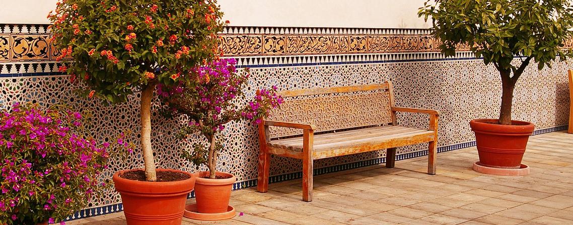 Top 10 des plus belles terrasses en carrelage blog ma - Les plus belles terrasses ...