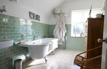 Nouveau look pour une nouvelle… Salle de bains ! ?