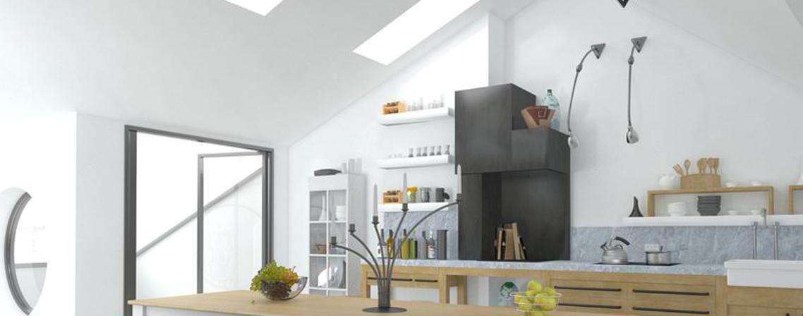Quelles ouvertures pour éclairer naturellement sa maison ?