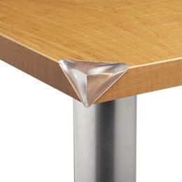 Un angle de protection pour éviter que votre enfant ne se cogne contre vos meubles.