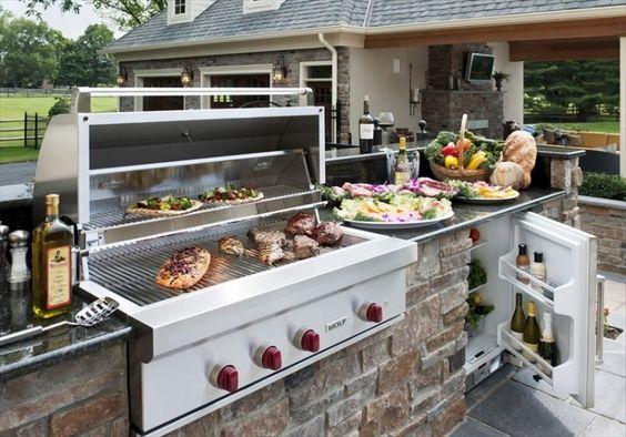 Cuisine d t nos conseils et bons plans d co blog ma maison mon jardin - Plan cuisine d ete ...