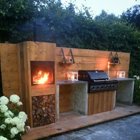 Cuisine d t nos conseils et bons plans d co blog ma maison mon jardin - Keuken back bar ...