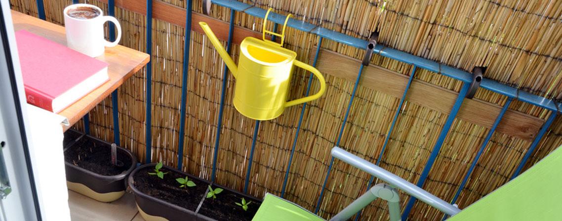 Balcon comment se cr er un cocon ext rieur blog ma maison mon jardin - Comment etancher un balcon ...
