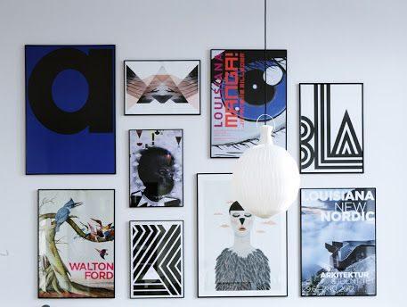 Boostez votre déco en accrochant de tableaux au mur : effet tendance et design garanti !