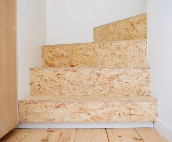 Un escalier tendance
