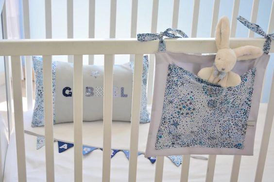 Un lit pour bébé : déco agréable et sécurité garantie !