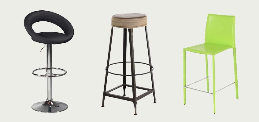 Tabourets et chaises de bar, rien que pour vous