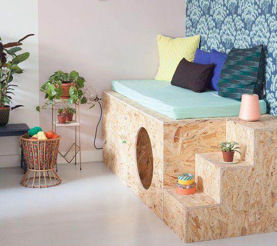 l osb la nouvelle tendance venue des chantiers blog ma maison mon jardin. Black Bedroom Furniture Sets. Home Design Ideas