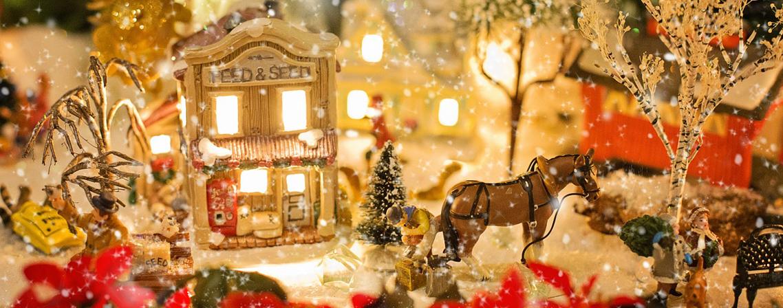 Les faux pas des d corations de no l blog ma maison for Decoration lumignon 8 decembre