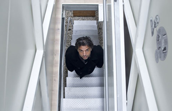 Keret House Photography is by Bartek Warzecha, © Polish Modern Art Foundation, The National Centre for Culture.