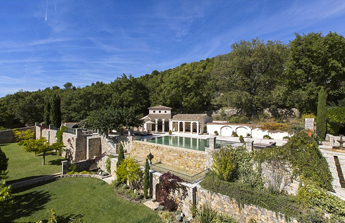 Maison des Beckham en Provence, un petit tour et puis s'en vont !