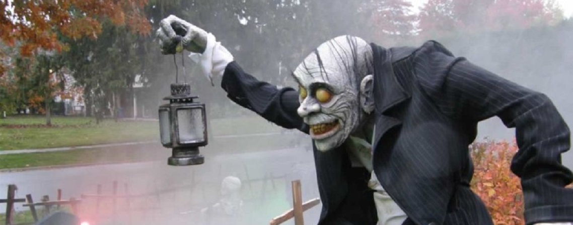 Brrr… À Halloween, votre déco intérieure… perd la tête !