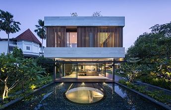 Luxe, calme et volupté : l'architecture et l'aménagement design d'une maison spéciale…