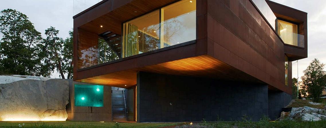 Du côté des maisons d'architecte, des carports ultra-design