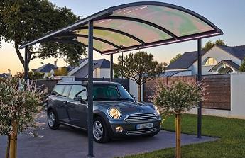 Top 5 des abris et garages les plus esthétiques !