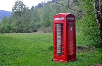 Des cabines téléphoniques pour refaire sa déco intérieure !