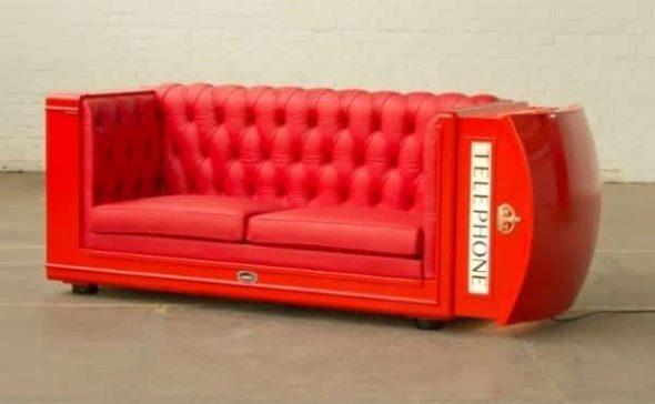 Canapé déco originale