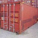 Le conteneur une solution temporaire tonnante blog ma for Container occasion pour habitation