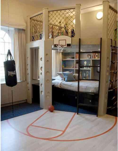 décoration basket
