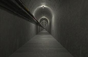 La Safe House, l'architecture au service d'un véritable bunker